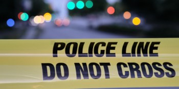 Police Tape | Law Enfrocement | Public Safety