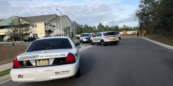 Barricaded Man   Hernando Sheriff   Arrests