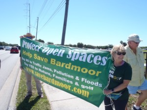 TIdes Rally   Park Boulevard Protest   Environment