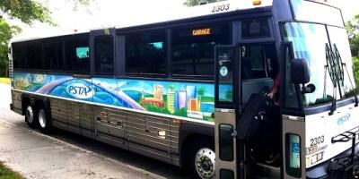 PSTA   Bus   Transportation