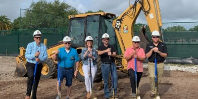 Kenneth City | Groundbreaking | Public Works Building