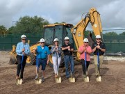 Kenneth City Breaks Ground on Public Works Building
