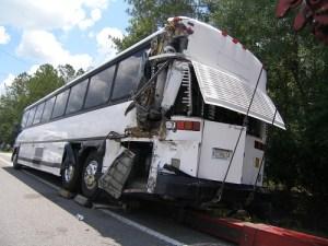 Polk Bus Crash   Florida Highway Patrol   Traffic
