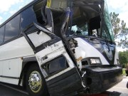 Driver of Bus Carrying Tampa Students Cited After Crash