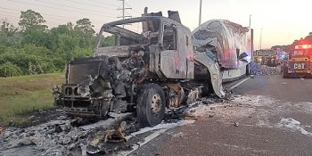 I-75 Fire | FLoridaa Highway Patrol | Traffic