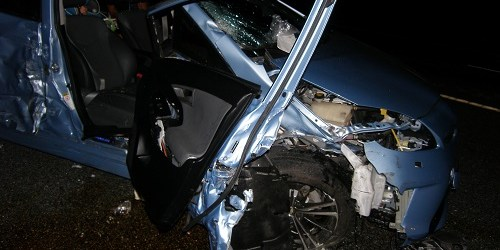 Driver Charged with DUI After Wrong-Way Crash on State Road