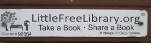 Sassy Sandpiper   Lealman's Little Free Library   TB Reporter