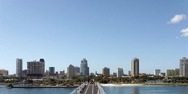 St. Petersburg Skyline | St Pete | TB Reporter
