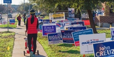 Yard Signs   Political Signs   Elections