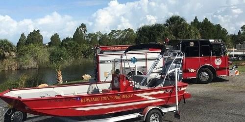 Hernando Fire   Marine Rescue   TB Reporter