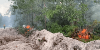 Pasco Fire | Starkey Park | Brush Fire