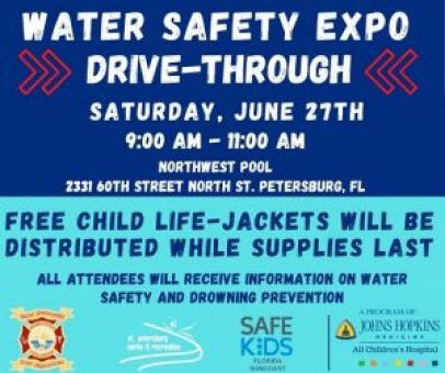 St Pete water safety expo | St pete fire | Events
