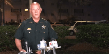 Bob Gualtieri | St Petersburg Police | Officer Involved Shooting