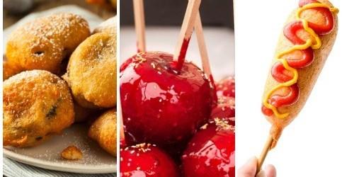 Canrival eats | Fair Food | Events Near Me