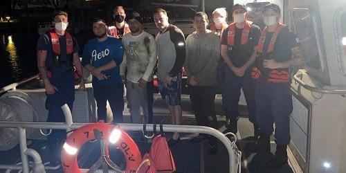 Coast Guard   Rescue  Sunshine Skyway
