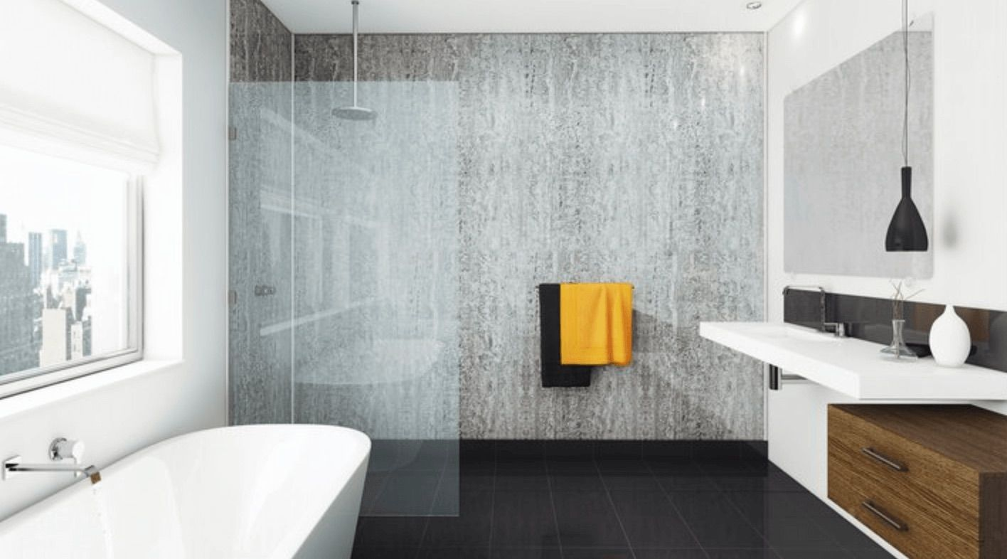 mermaid trade wetwall shower panels kit f for large three wall shower recess