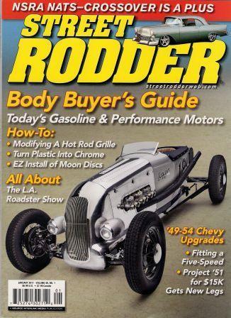 Street Rodder Magazine >> T Bucket Props To Street Rodder Magazine
