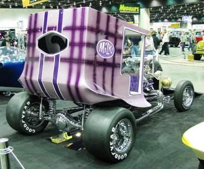 Dan Woods Milk Truck C-Cab T