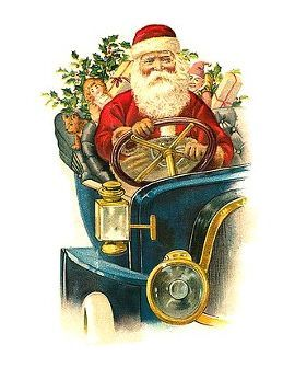 Santa Model T