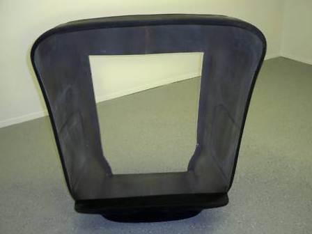 MAS Fiberglass T-Bucket body by Cromwell Molding Co