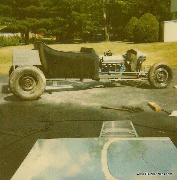 Build a Budget T-Bucket Hot Rod