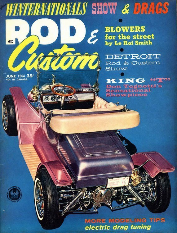 Don Tognotti's King T Bucket