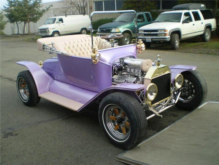 King T Don Tognotti roadster
