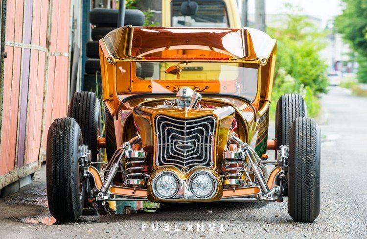 55 Falfa Chevy Graffiti American Bob