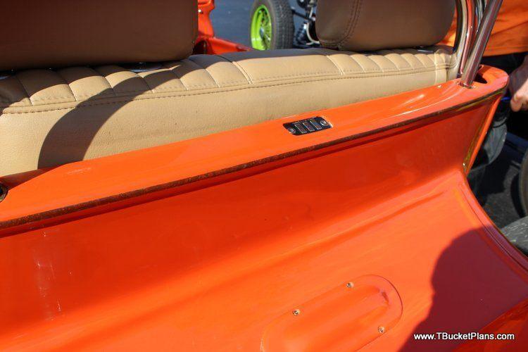 Tom Hintz Tazmo T-Bucket track roadster