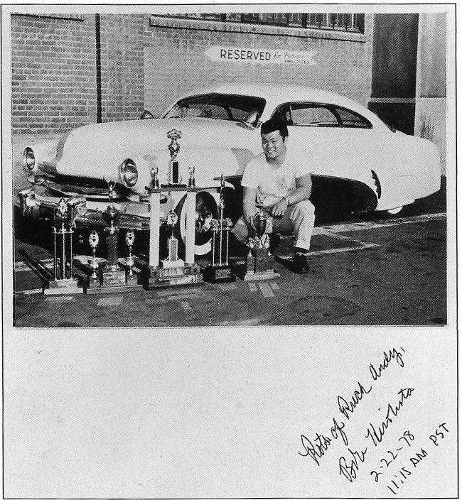 Bob Hirohata Mercury Custom