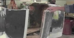 how to put a door in a T-Bucket
