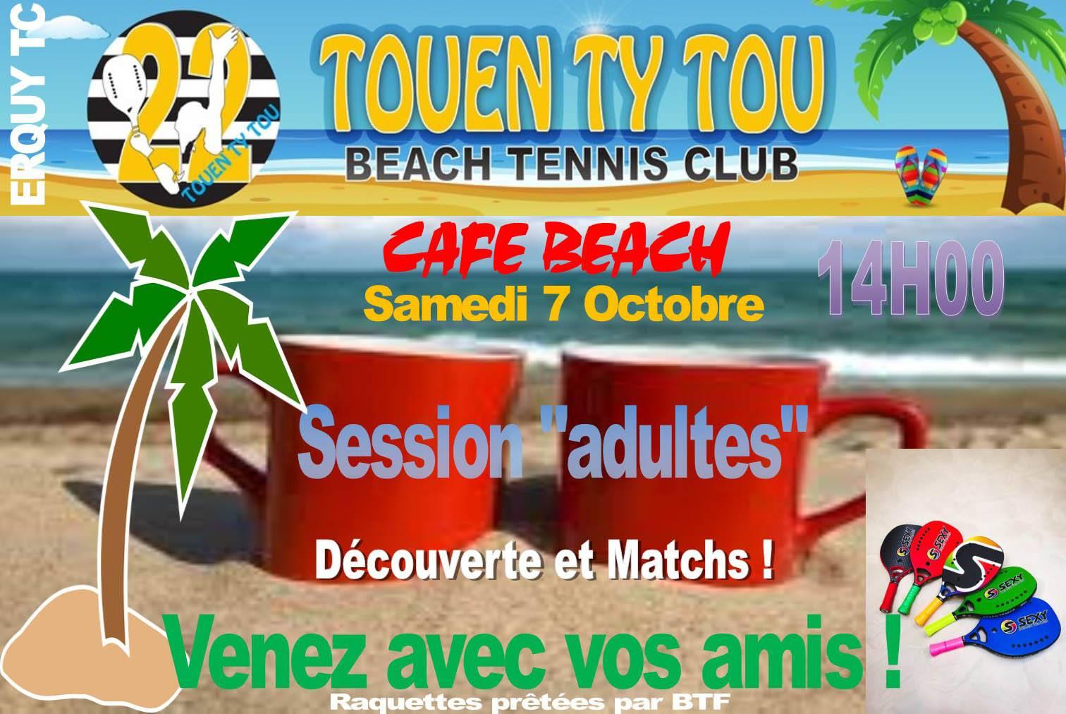BeachTennis Café