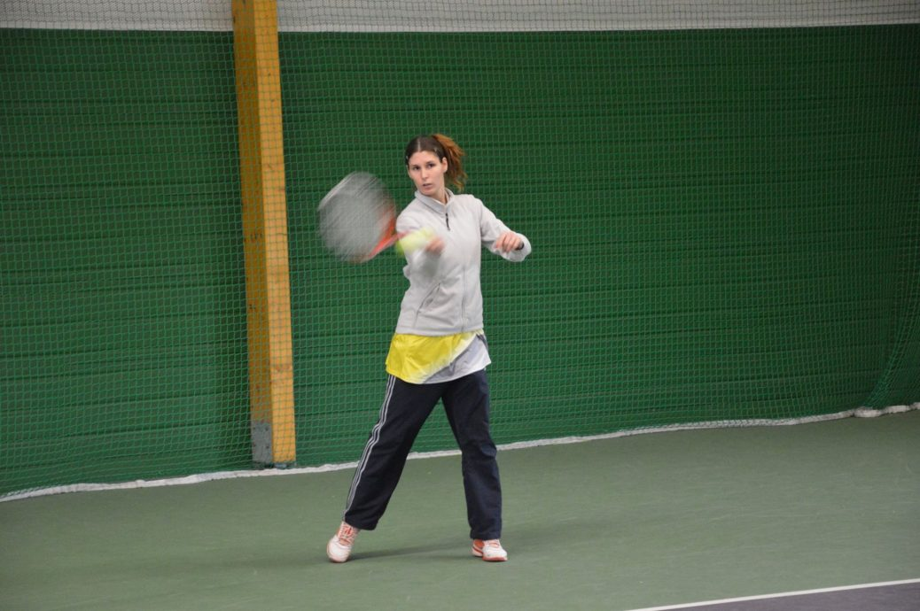 Laure Chardin - RS 10 Tennis
