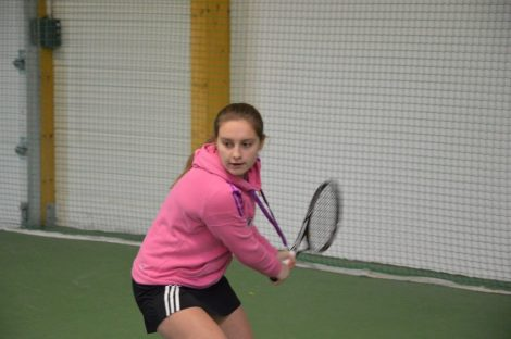 Paulyne Blaszczyk - RS 10 Tennis