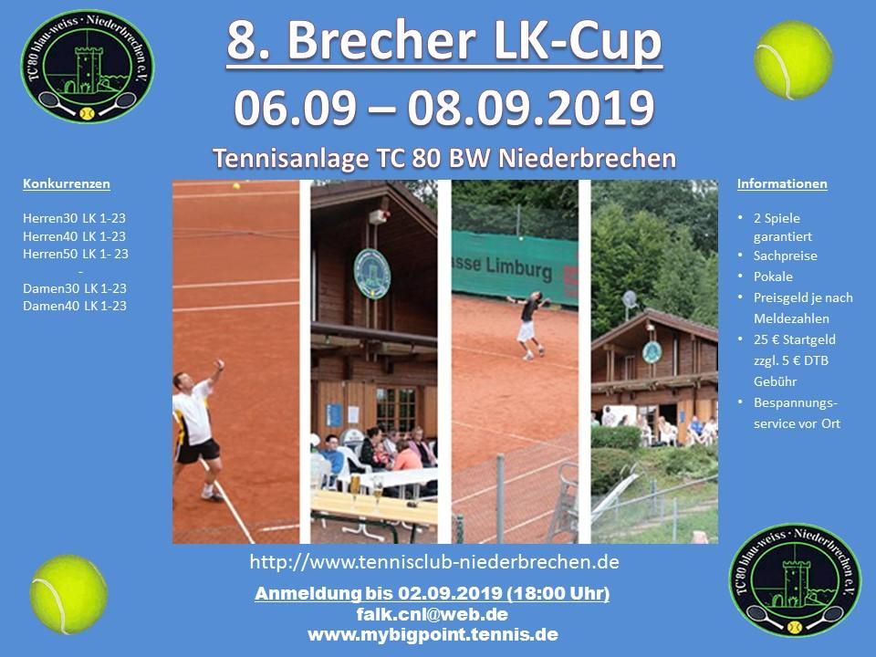 8.Brecher LK Cup