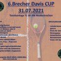 6.Brecher Davis Cup steht vor der Tür