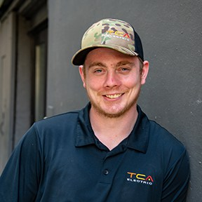 Brad TCA Electrician in North Vancouver.