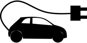 FLO ev charger graphic