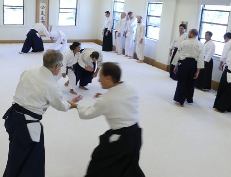 Twin Cities Aikido Center   Aikido practice in Minneapolis