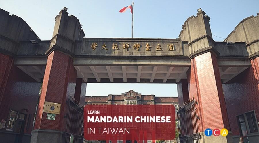 Learn Mandarin Chinese in Taiwan