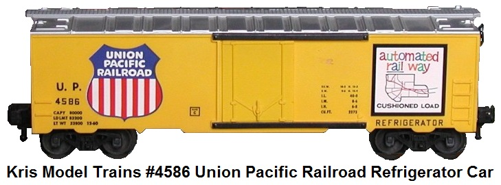 Trucks Pacific Union High Rail