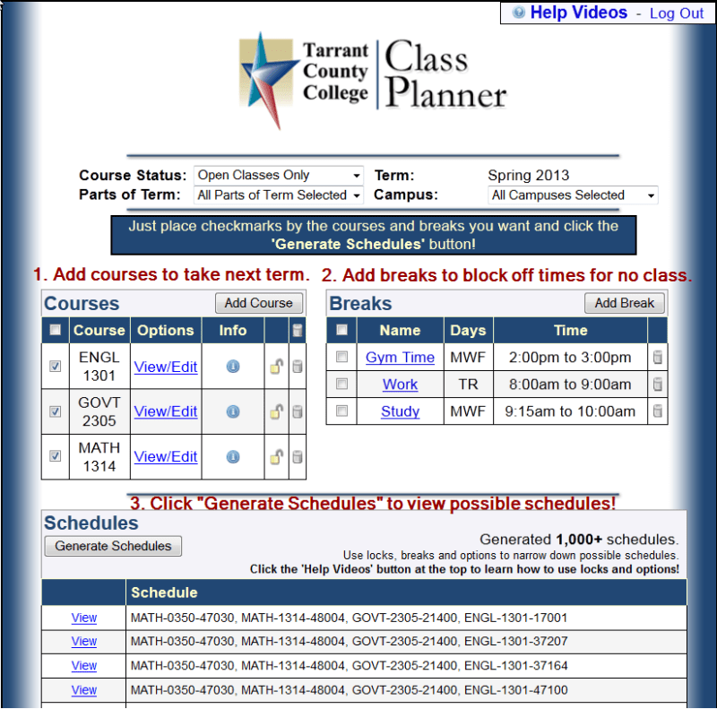 summer class schedule for tcc holliddays co