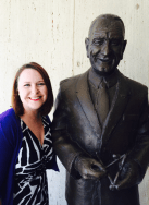 Mallory Lineberger, LBJ Presidential Library