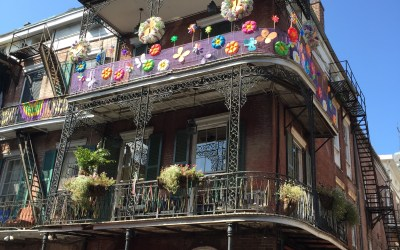 NOLA 3: French Quarter by Day