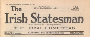 Irish Statesman (Dublin, 1923)