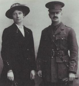 Edward and Nora Fannin (November 1915)