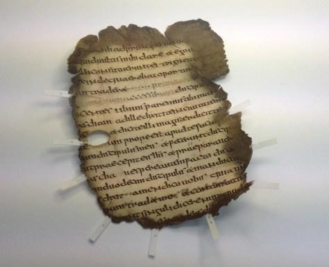 Figure 3 Codex Usserianus Primus, TCD MS 55, f. 25r © The Board of Trinity College Dublin, the University of Dublin. 2015.