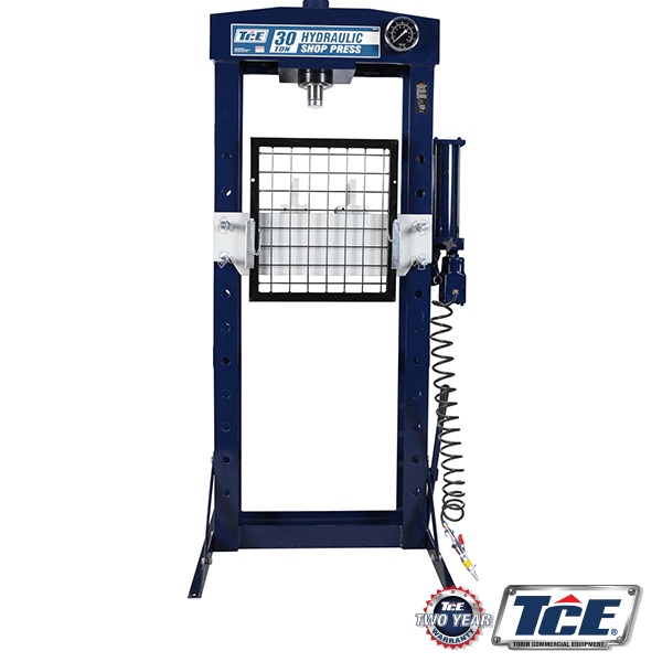 TCE30021 HYDRAULIC SHOP PRESS 30TON