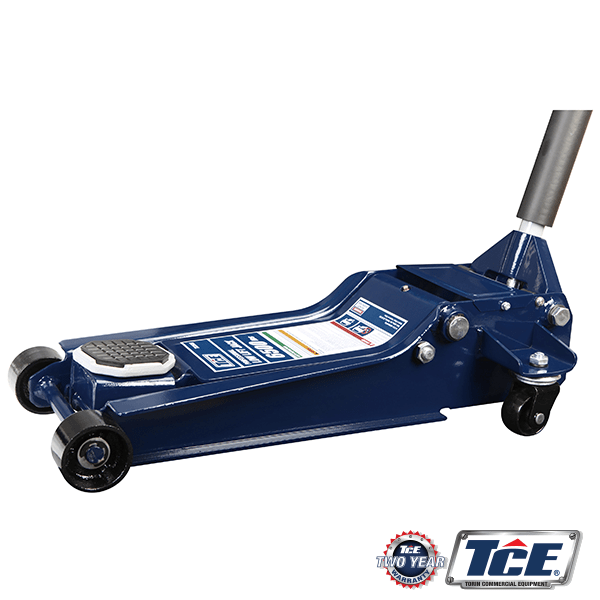 TCE83508 ULTRA LOW PROFILE JACK 3-1:4TON