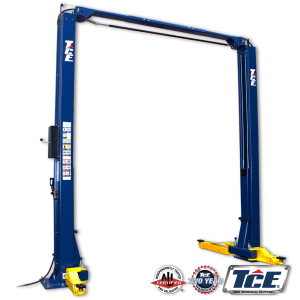 Car Lifts 2-Post – TCE Automobile Lifts, Accessories, Parts